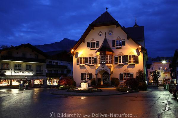 St gilgen reise fotos urlaub am wolfgangsee in for Design hotel salzkammergut