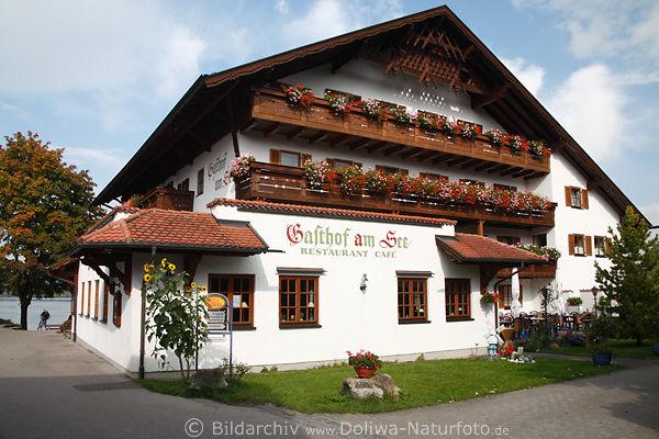 Hotel Pension Cafe Neuschwanstein