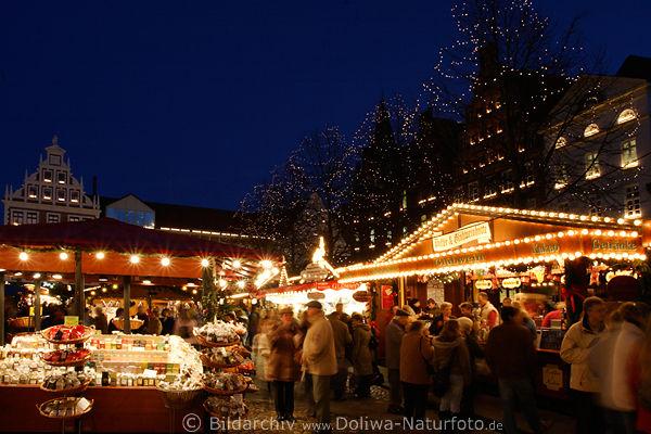 weihnachtsmarkt foto l neburg altstadt am markt reise in advent weihnachtslichter romantik. Black Bedroom Furniture Sets. Home Design Ideas