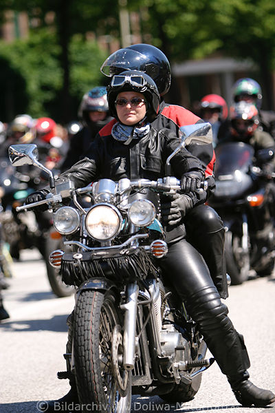Single biker frauen