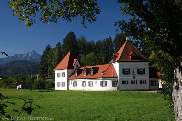 Schloss Neuschwanstei Hotel Pension