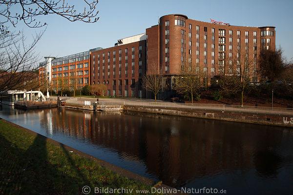 Mercure Hotel In 20097 Hamburg Amsinckstr 53 Am