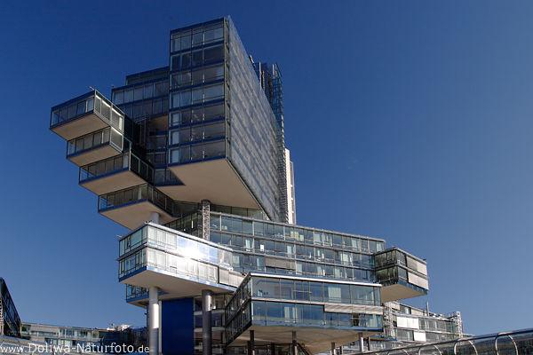 Moderne Architektur In Hannover Foto Bild