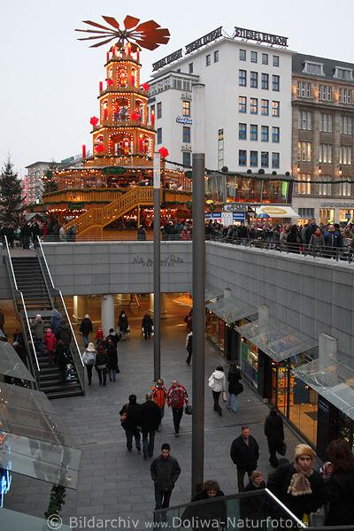 Einkaufszentrum Hannover