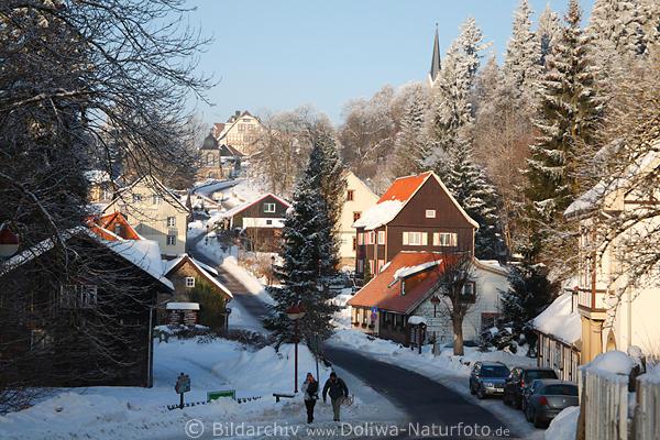 Schierke Fotos Harzurlaub am Brocken in Natur Oberharzes