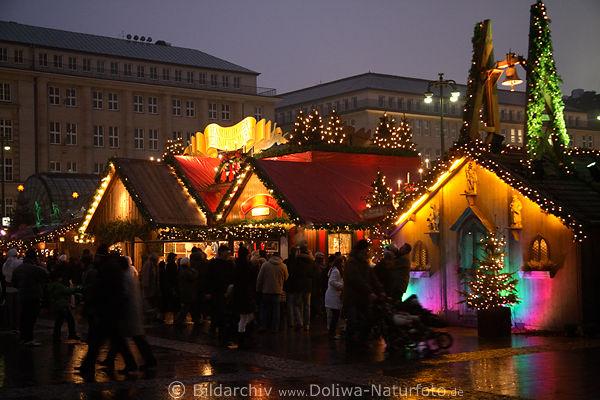 weihnachtsmarkt foto marktgasse am rathausplatz. Black Bedroom Furniture Sets. Home Design Ideas