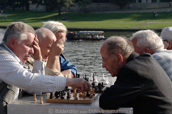 Schachmatt Spielen