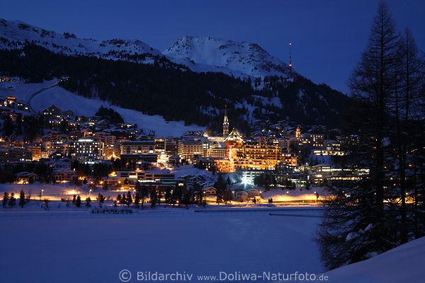 The St Moritz Hotel